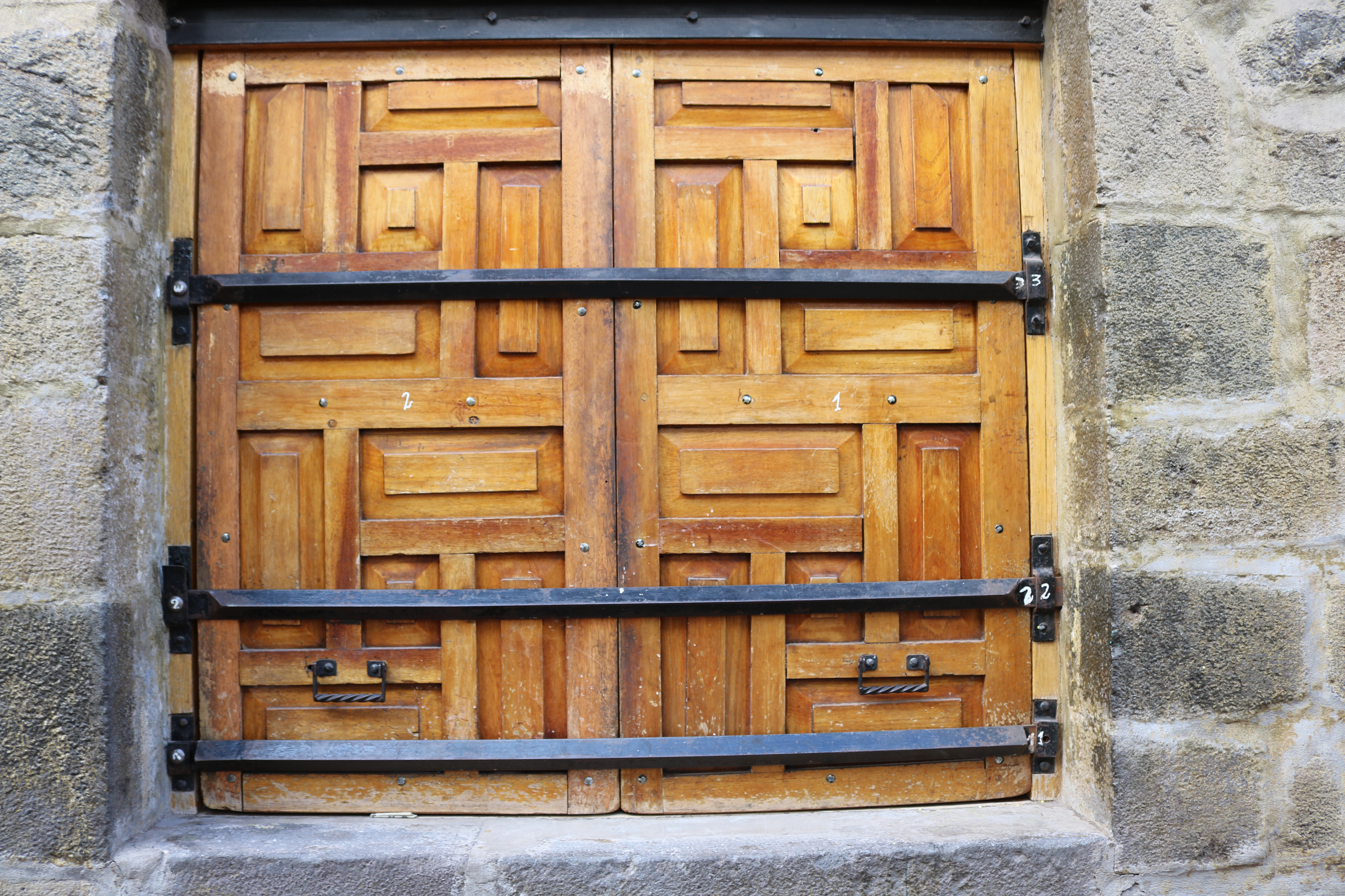 Secured doors to an ancient Incan palace in Cusco Peru IMG_5729 & If the Doors Could Talk \u2013 The Forest Online Pezcame.Com